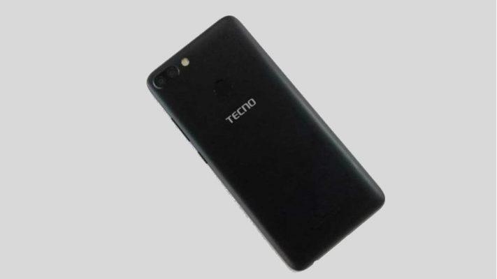 tecno camon itwin smartphone