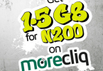 9mobile 1.5GB for N200