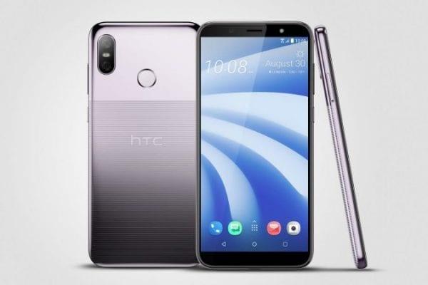 HTC U12 Life smartphone