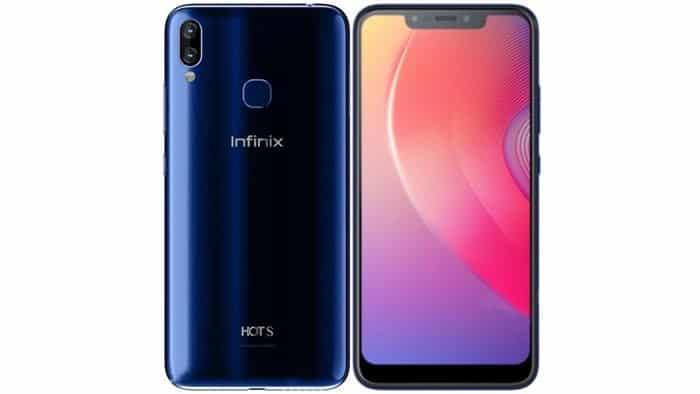 Infinix Hot S3X smartphone