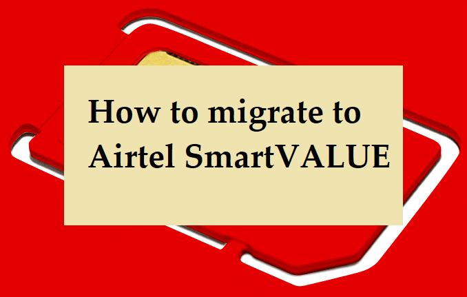 airtel smartvalue