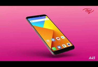itel a45 smartphone