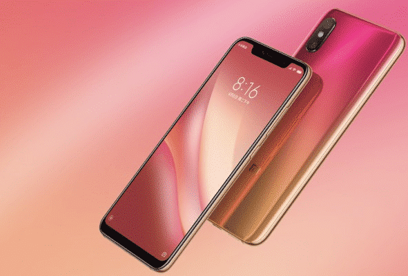 Xiaomi Mi 8 Pro smartphone