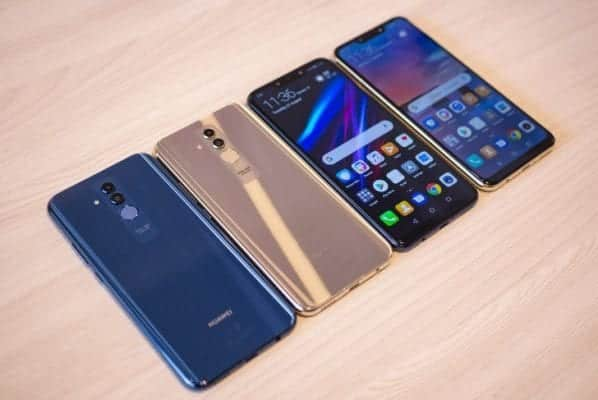 huawei mate 20 lite smartphone