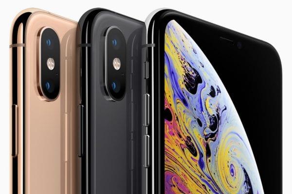 iphone xs smartphone