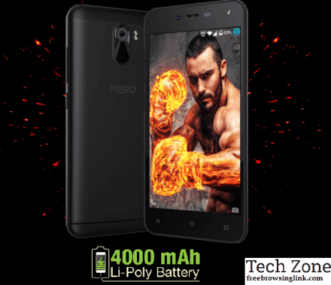 Latest Fero Phones and Price-List | List of all Fero Phones!
