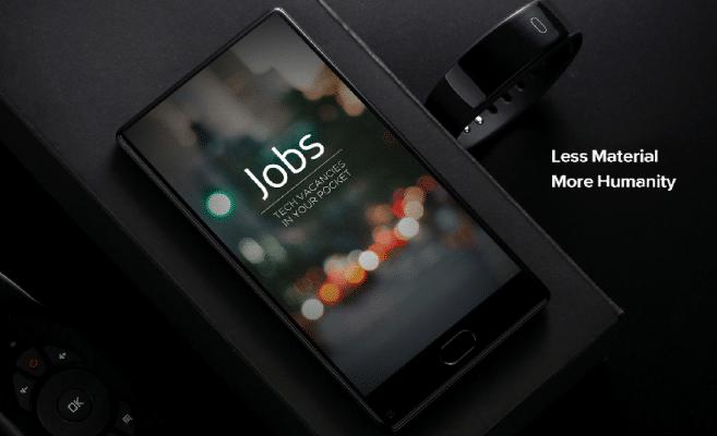 Leagoo KIICAA Mix Smartphone