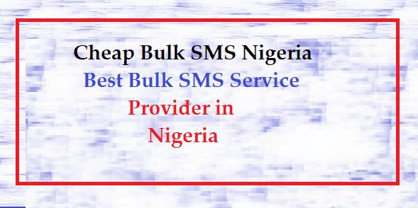 cheap bulk sms in nigeria