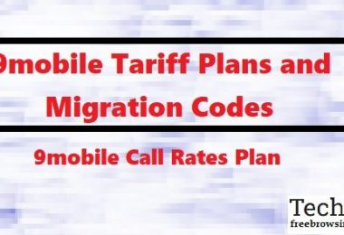 9mobile tariff plans