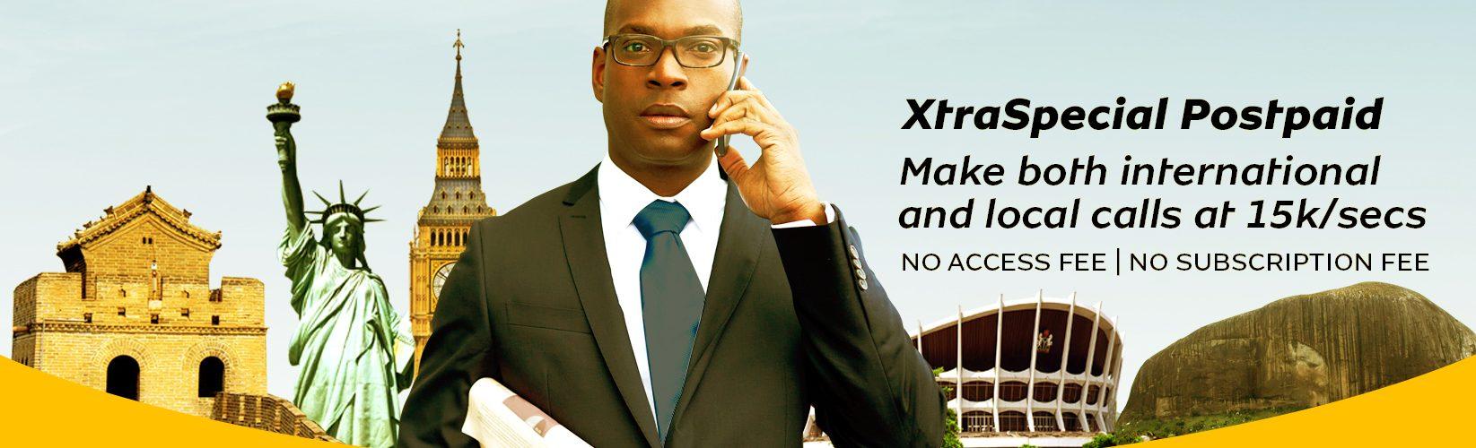 MTN XtraSpecial Postpaid