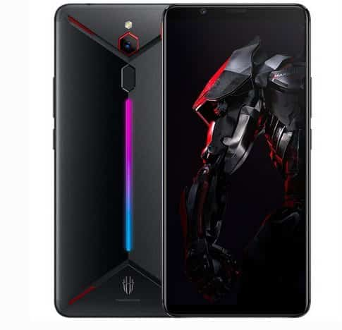 Nubia Red Magic Mars Smartphone