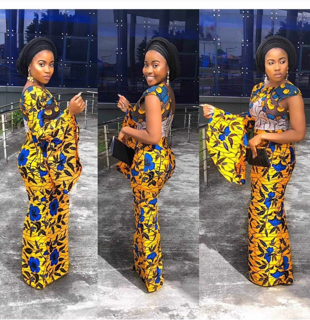 cool ankara design