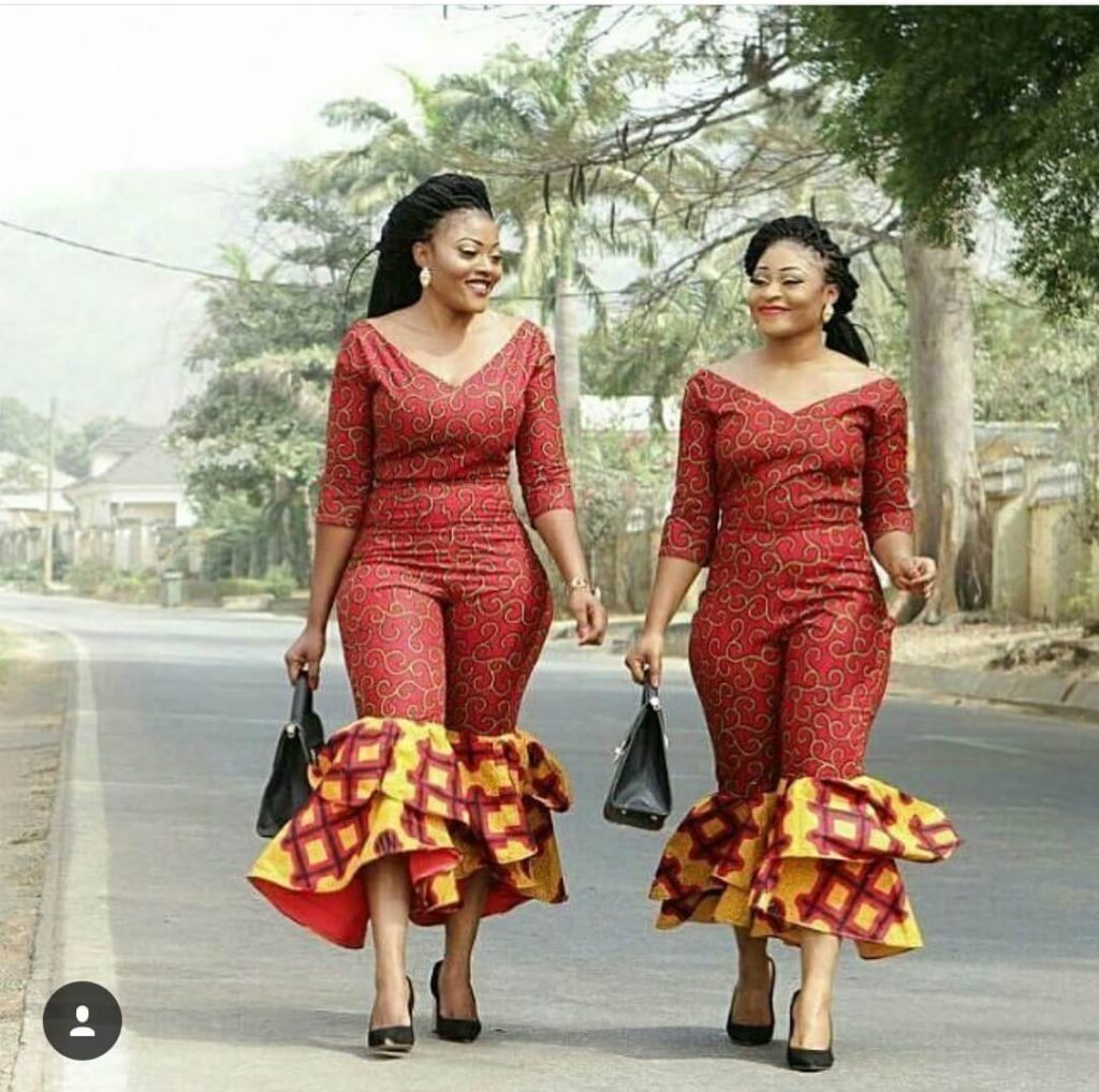 987362e3654 100 Latest Ankara styles, fashion and designs for men, women and kids