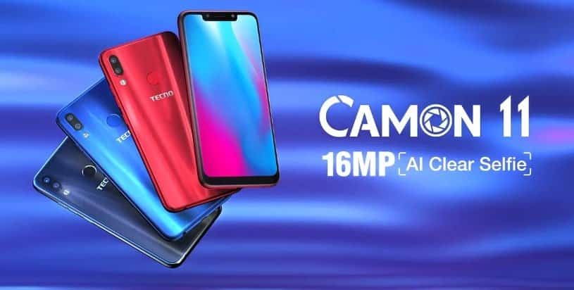 Tecno Camon 11 Price, Review and Specs In Nigeria