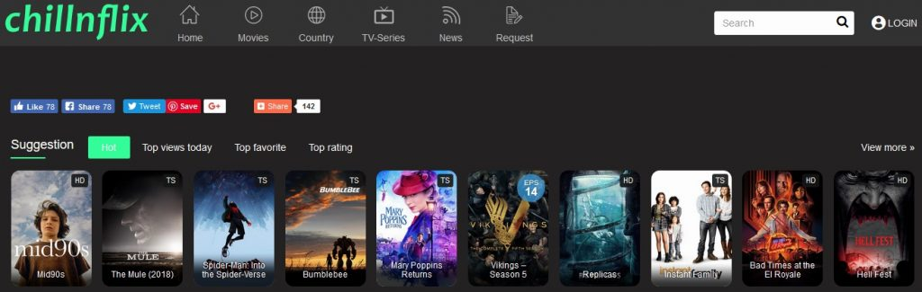 Chillnflix: Best Websites to Watch Free Movies Online Without Ads