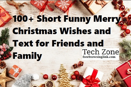 100 Merry Christmas Wishes Text Short Funny For Friends And Family