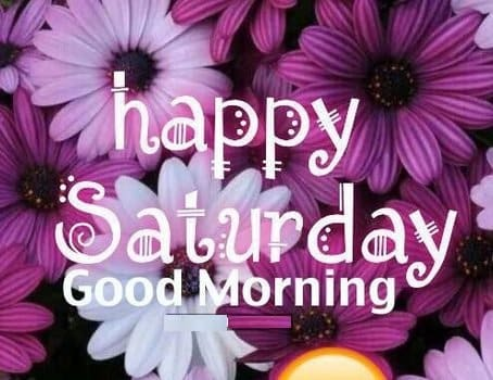 Free Printable Good Morning Friends Happy Saturday Images