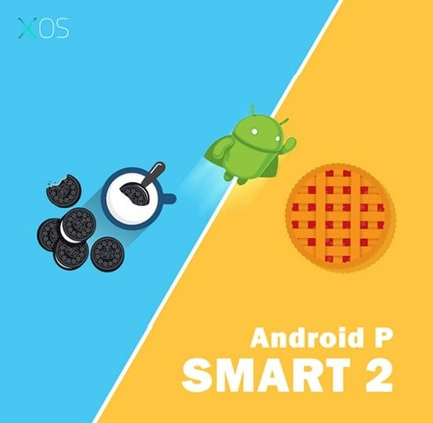 Android P Infinix Smart 2