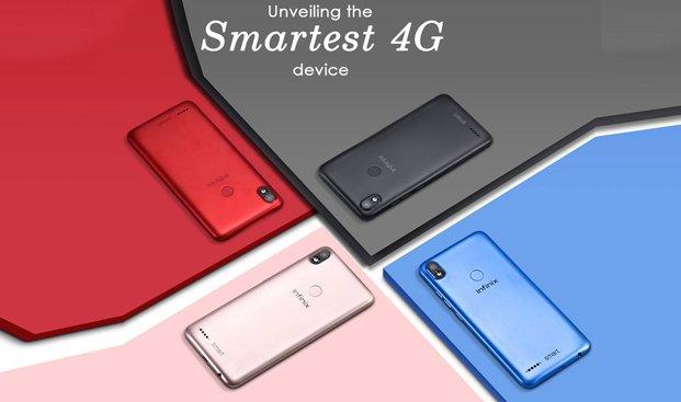 Infinix Smart 2 Pro phone