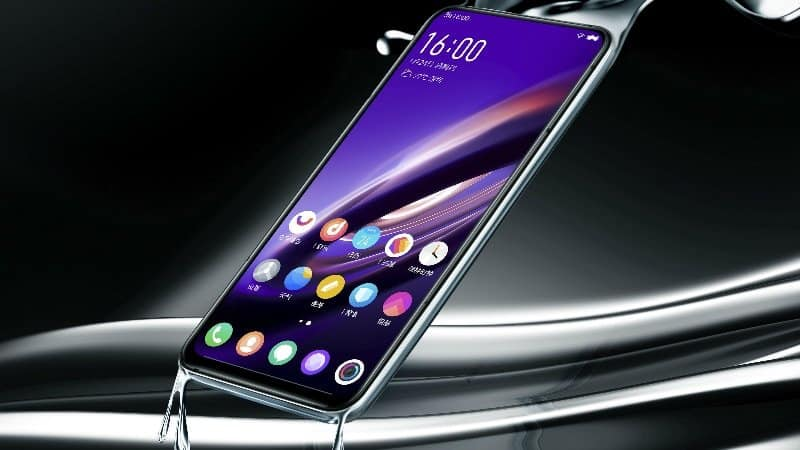 Vivo Apex 2019 concept phone
