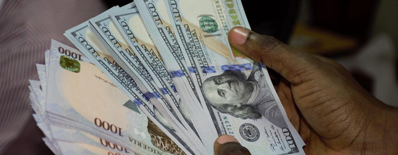 Usd To Ngn Exchange Rate