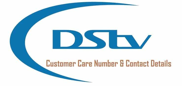 dstv customer care numbers