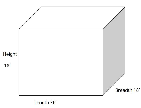 jamb cbt cubicle size