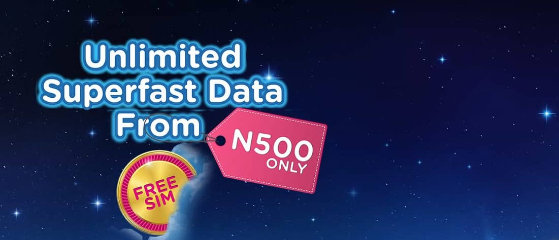 Ntel Night Plans – Unlimited super-fast data browsing from N500