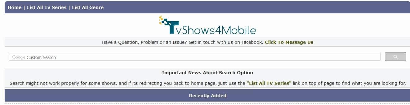 tvshows4mobile