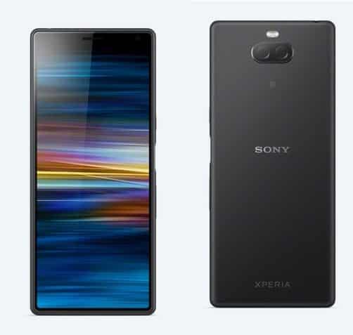 Sony Xperia 10 Smartphone