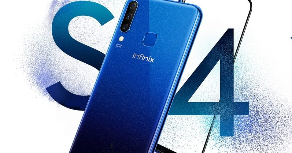 Infinix S4 Specs, Reviews and Price - FreeBrowsingLink