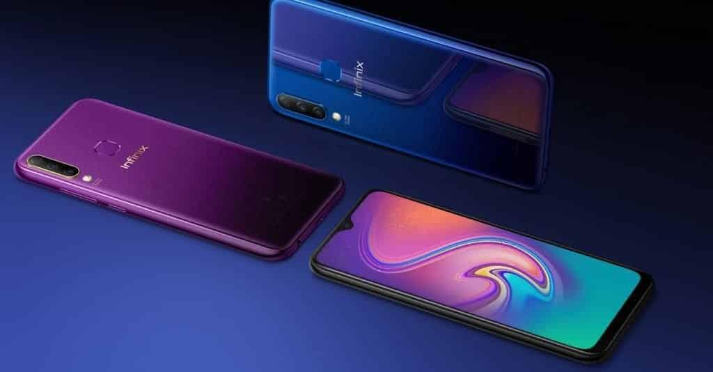 Infinix S4 phone