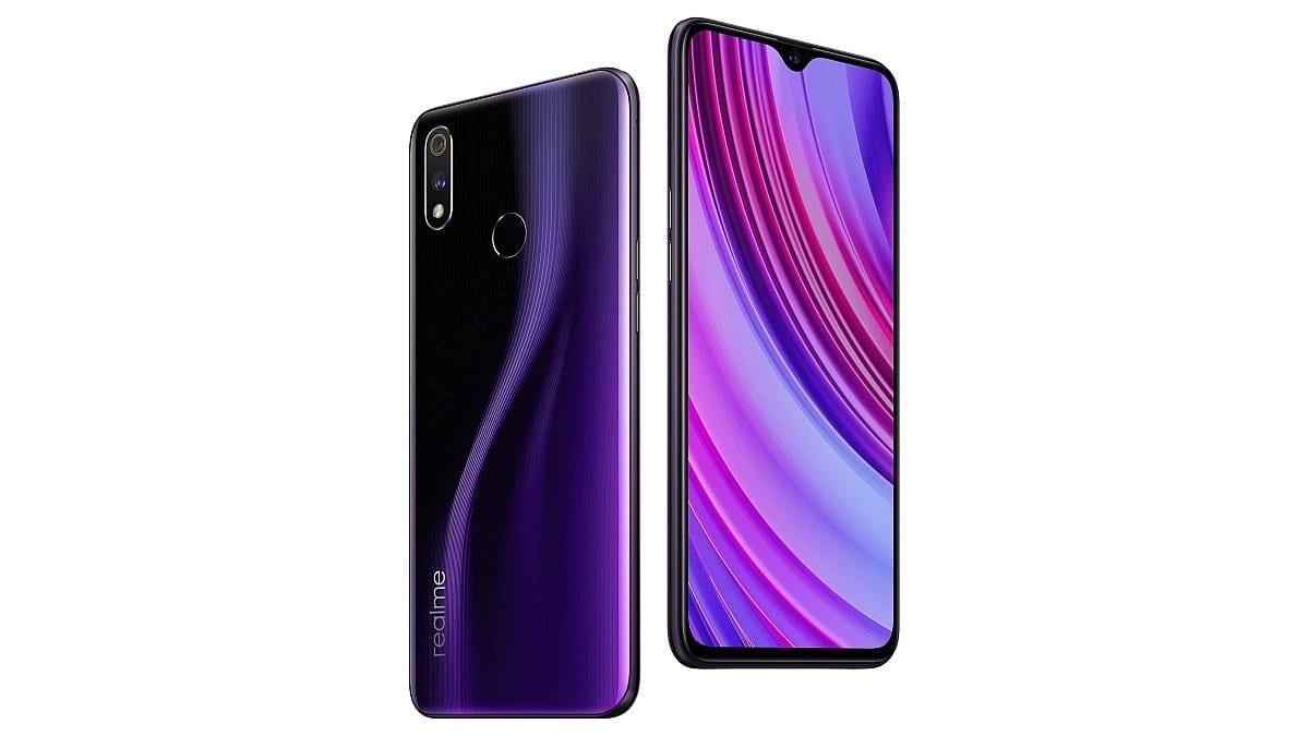 Realme X Lite mobile phone