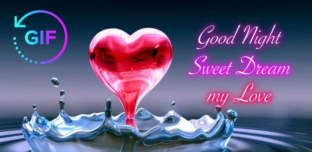 Good Night Love Messages for Her and Him - Cute Good Night