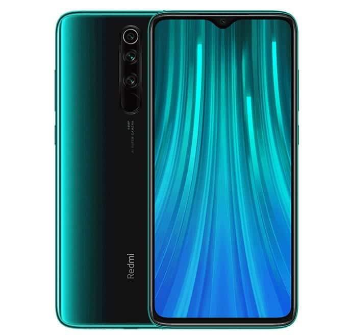 Redmi Note 8 PRO phone