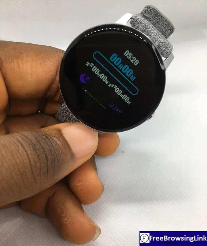 BingoFit Epic Fitness Tracker Smart Watch5