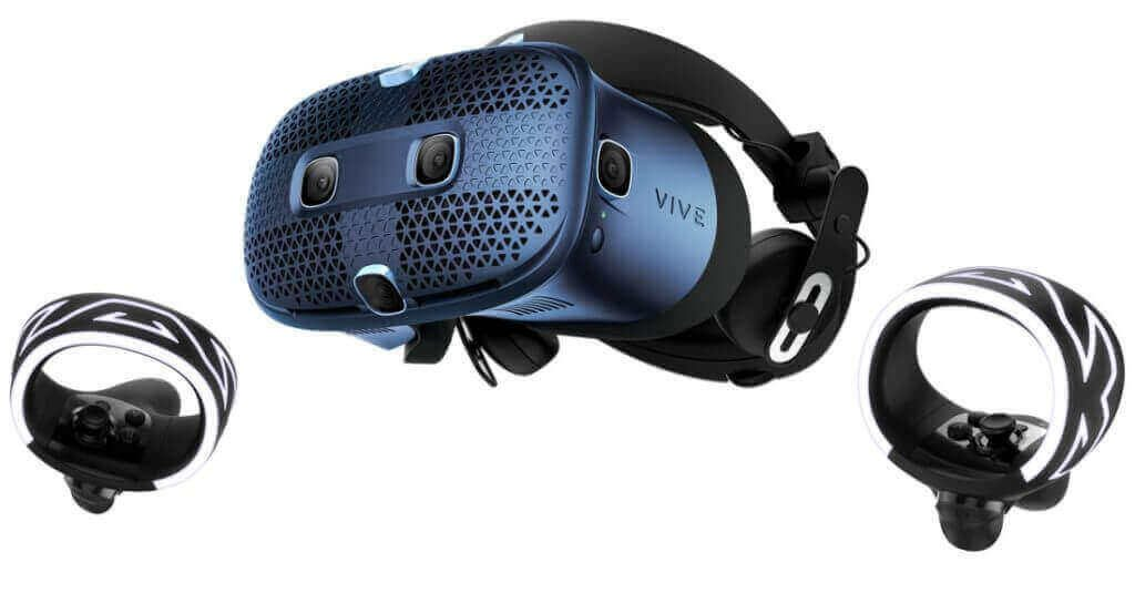HTC Vive Cosmos VR headset