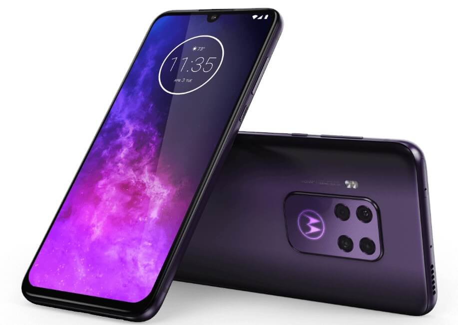 Motorola One Zoom phone