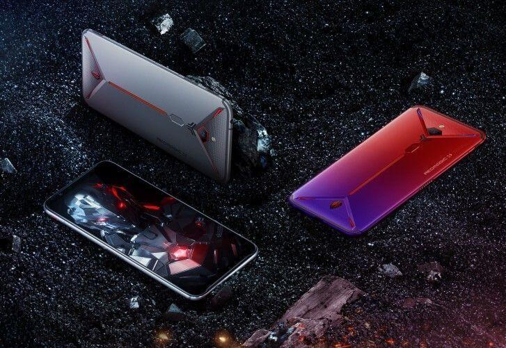 Nubia Red Magic 3S phone