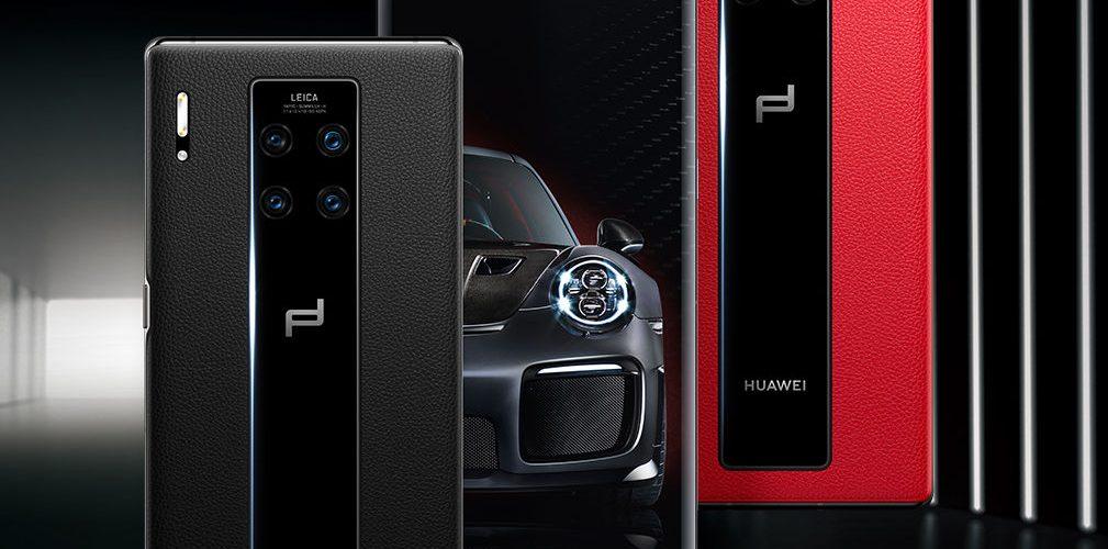 Porsche Design Huawei Mate 30 RS