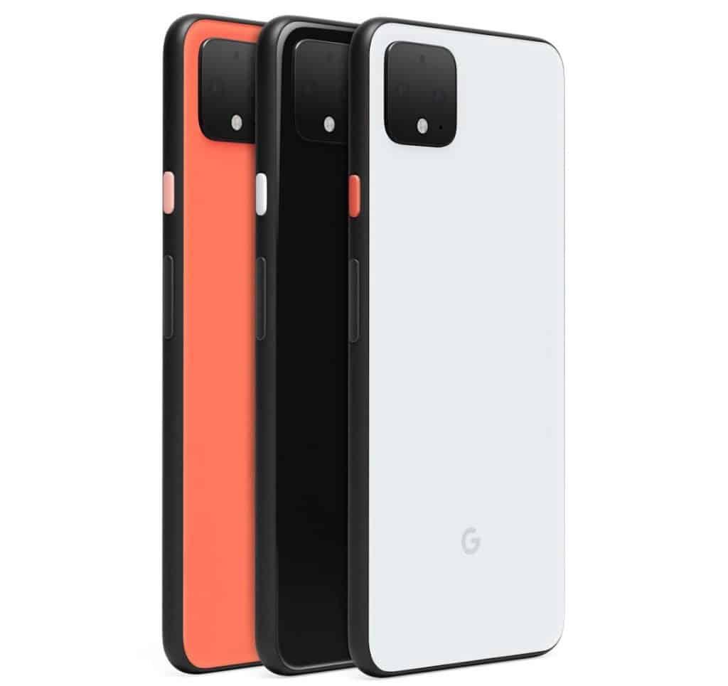 Google Pixel 4 aphone