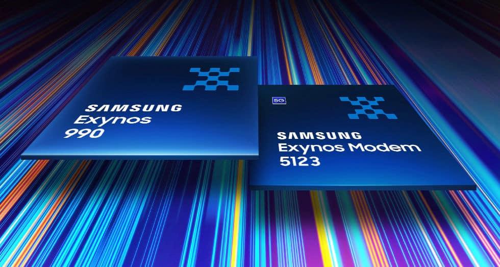 Samsung Exynos 990 and Exynos Modem 5123