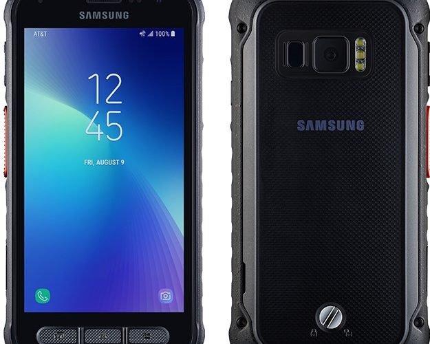 Samsung Galaxy XCover FieldPro rugged phone