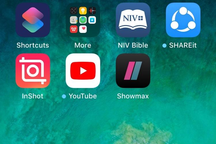 Showmax app