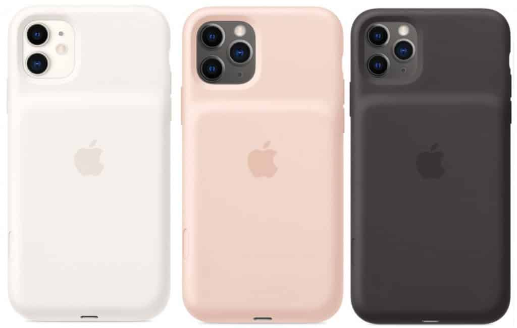 Apple Smart Battery Case for iPhone 11 11 Pro and 11 Pro Max