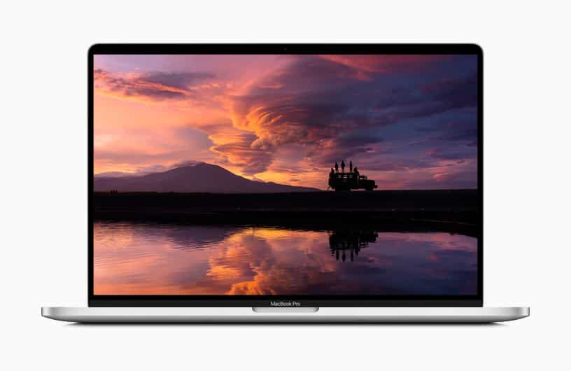 Apple launches new 16-inch MacBook Pro