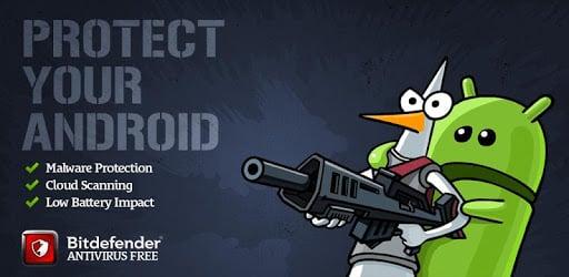 Bitdefender Free Antivirus for Android