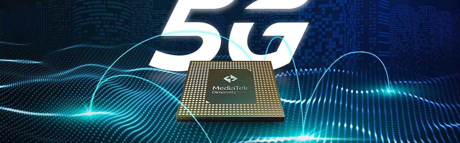 MediaTek Dimensity 1000 chipset