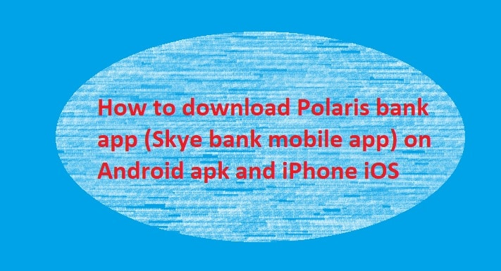 polaris bank mobile app