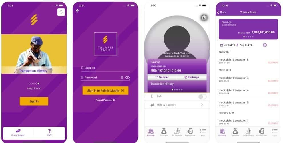 skye bank mobile app